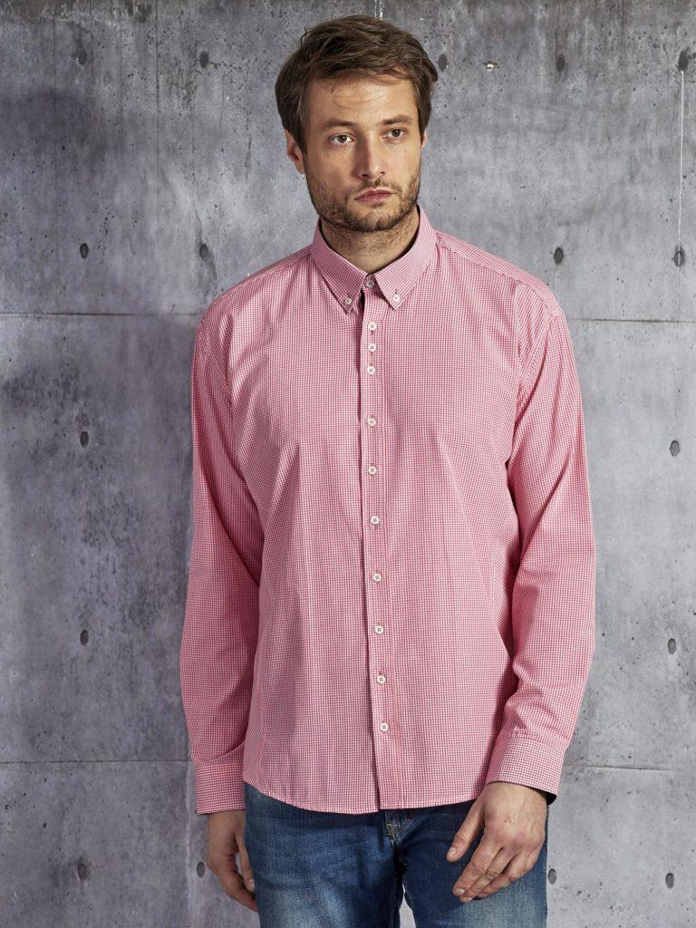 koszule męskie slim