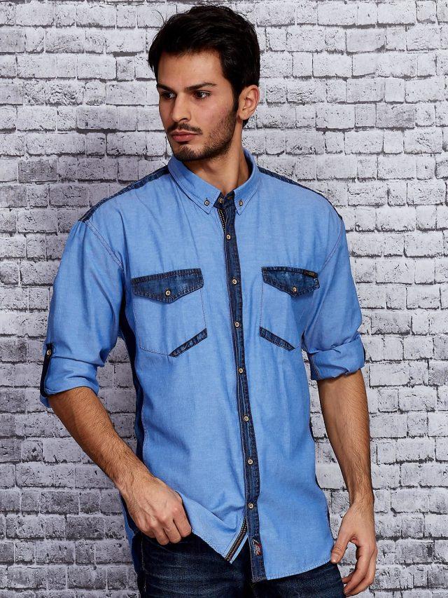 Moda męska – koszule męskie na każdą okazję