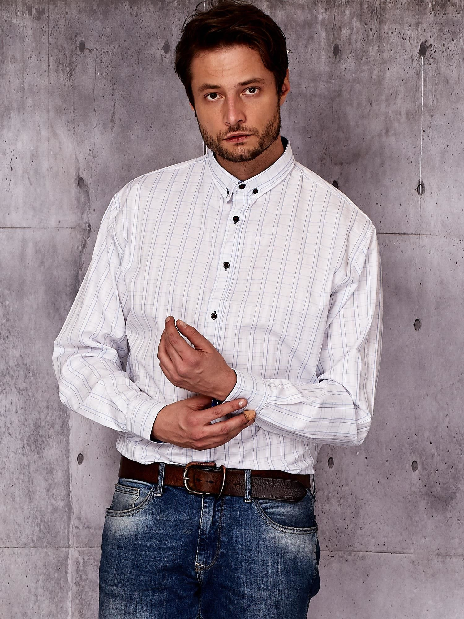 Koszula męskie Galeria Menscode