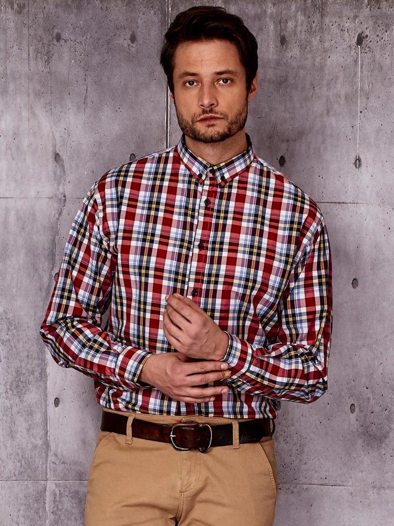 koszule męskie na zimę