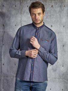 bawełniane koszule męskie