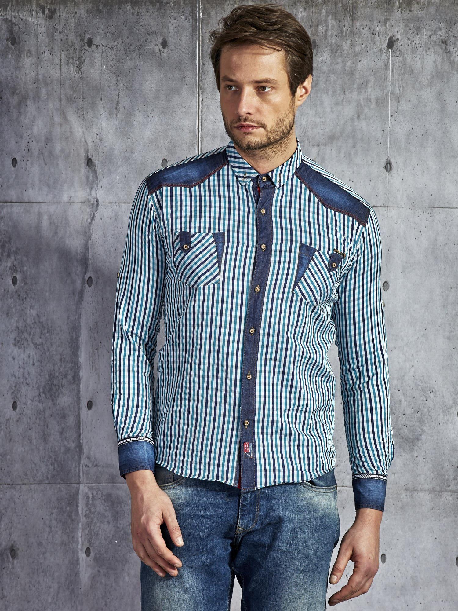 Jak dobrać koszule męskie