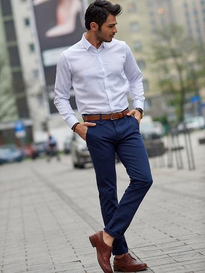 koszula męska do pracy